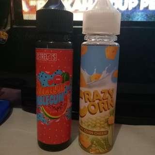 Liquid vape 2