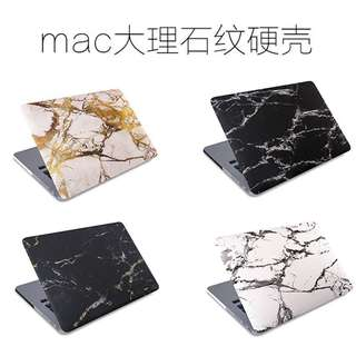 "🚚 White Marble MacBook Pro Case 13"" (not for retina)"
