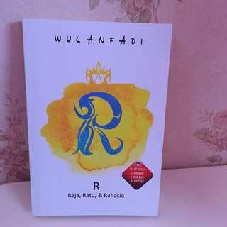 R -> raja,ratu,rahasia