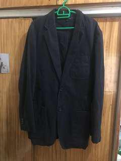 Giodano Black Coat