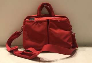 Laptop Bag red