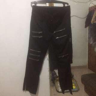 Celana Rocker Import