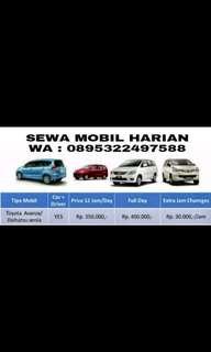 Sewa Mobil Harian