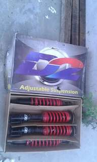 D2 adjustable for myvi / viva