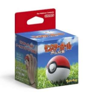 Nintendo Switch Pokemon Monster Ball Plus
