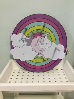 Unicorn Pin Board