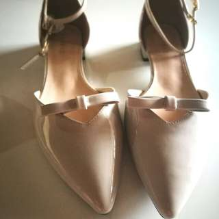 patent leather shoes size 9