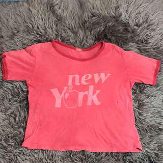 Brandy Melville New York top