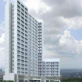 Fully Furnish Condominium with Overlooking City View