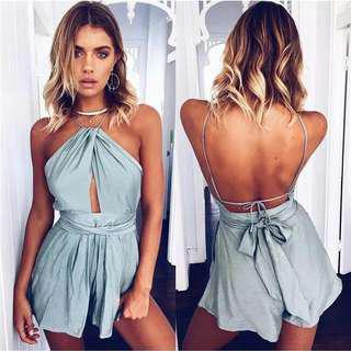 Summer Breeze Romper