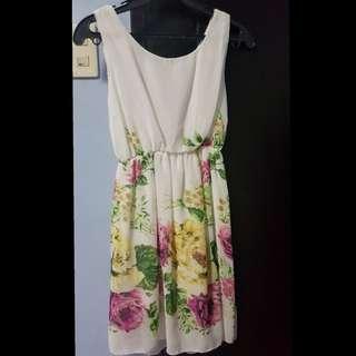Floral Sunday Dress