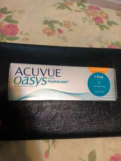 1 Day Acuvue Oasys (astigmatism) 30 lens per box
