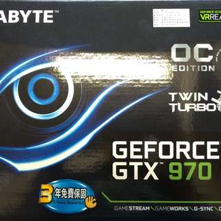 Geforce GTX 970 顯示卡