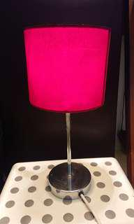 Red lamp , 3 levels brighness