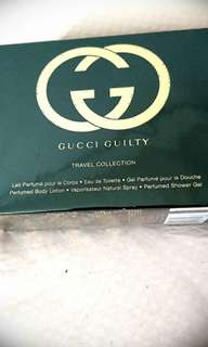 Gucci Guilty Travel Collection