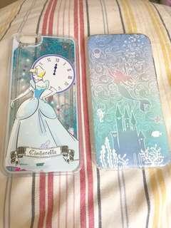 Disney 迪士尼公主iPhone 6/6s case 手機殼