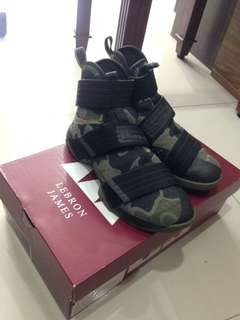 Nike Lebron james 10 soldier