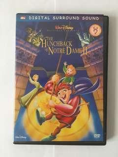 🚚 Hunchback Of Norte Dame II DVD