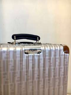 FENDI X RIMOWA LIMITED EDTION NAVY