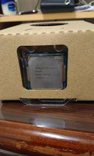 🚚 G4600 cpu. 含原廠風扇