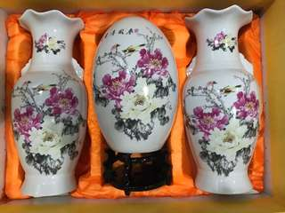 Vintage Vase Collection from China