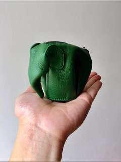 LOEWE mini elephant coin bag