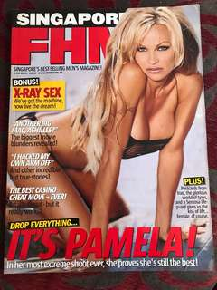🚚 FHM - issue 80 - June 2005