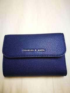 Charles&Keith small foldavle wallet 2018