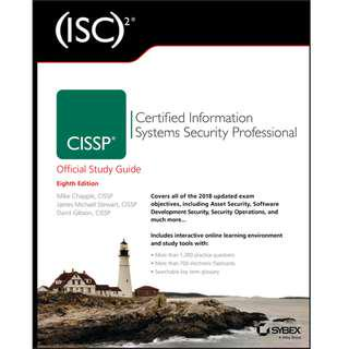 CISSP Official Study Guide 8th Edition