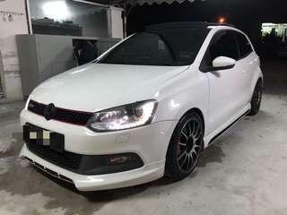 Volkswagen Polo 1.4GTi