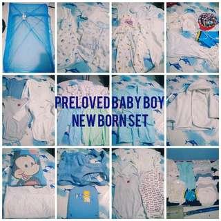 New Born Set (Baby Boy)