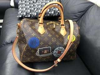 Louis Vuitton Speedy 30 B