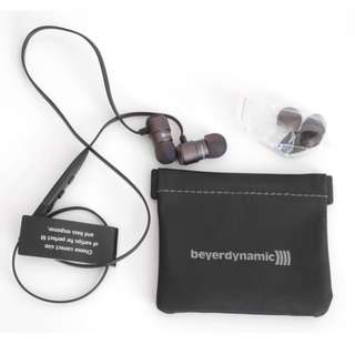 Beyerdynamic Byron BT (Bluetooth wireless earphones)