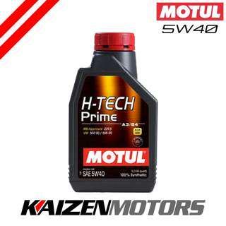 Motul H-Tech Prime 5W40 Engine Oil 4L