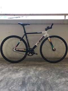 QUITTING SALES: Cinelli Vigorelli Caleido Full Bike