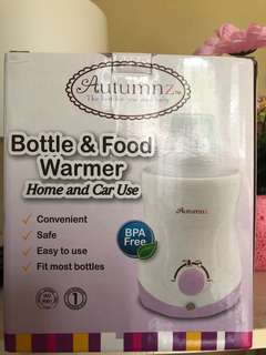 Autumnz Bottle & Food Warmer