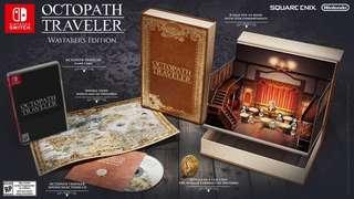 八方旅人 特別版  Octopath traveler Special Edition