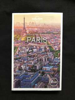 Lonely Planet - PARIS