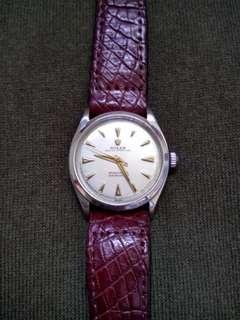 Vintage Rolex Semi Bubble Ref 6084
