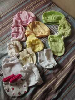 Preloved newborn clothes
