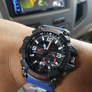 G-Shock Mudmaster Team Land Cruiser