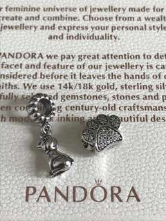 Pandora Best Friend Charm Set