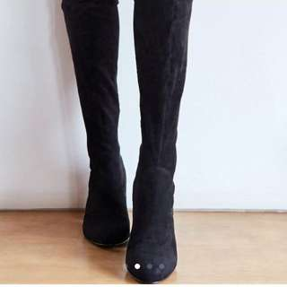 Lipstik Strobe Boots Size 7.5