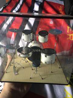 Miniatur Drum Set Pajangan Brand TAMA