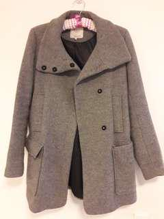 Zara Trafaluc coat Size S Good condition