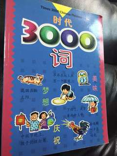 Dictionary 3000 chinese phrases