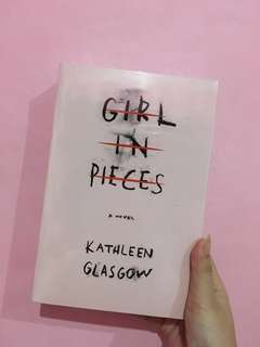 NEW | SALE ₱100 OFF | Girl in Pieces Book