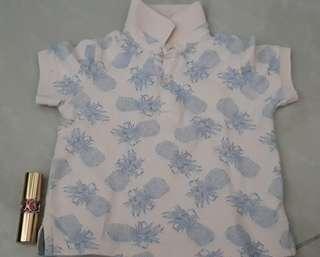 Gingersnaps Baby Boy Polo Shirt