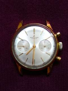 Vintage Breitling Chronograph Ref 1191