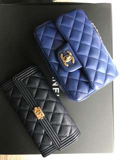 Chanel Mini Coco 17cm (快清📣)